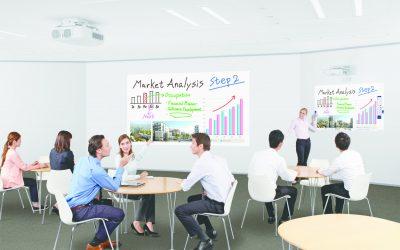 Epson EB-685W – LCD – Innovativ och interaktiv utbildningslösning
