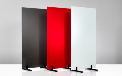 Design skrivtavla i glas – 24 färger