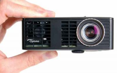 Ultra-compact LED Projector – Optoma ML750