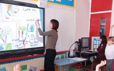 Smarta utbildningar för skolor