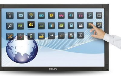 PHILIPS BDL6524 IPS/LED-multipekskärm