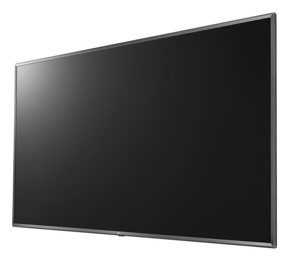 "LG 86"" 86UL3E-T, 3840×2160, 350nits, 16/7, Speakers, Wi-Fi, WebOS Commercial TV Platform"
